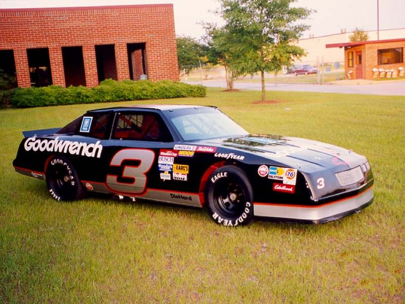Dale Earnhardt Talladega Winner