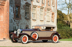 Rolls Royce Ascot Dual Cowl