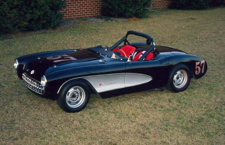 1957 Corvette Vintage Racer