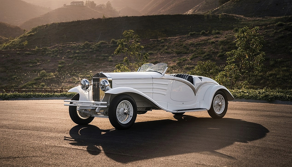 1931 Isotta Fraschini Flying Star