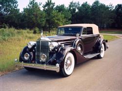 1935 Packard CCCA Premier