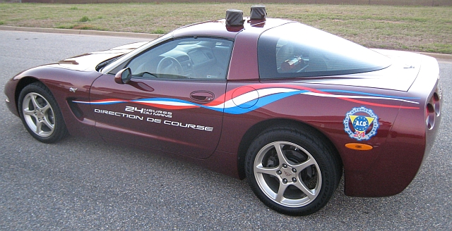 Corvette Lemans Pace Car