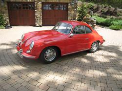 1965 Porsche 365C