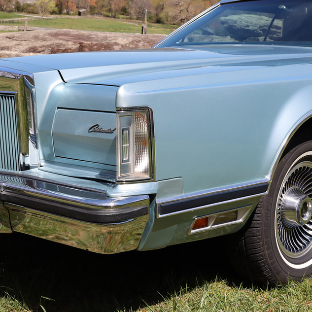 sm lincoln left front quarter with grill