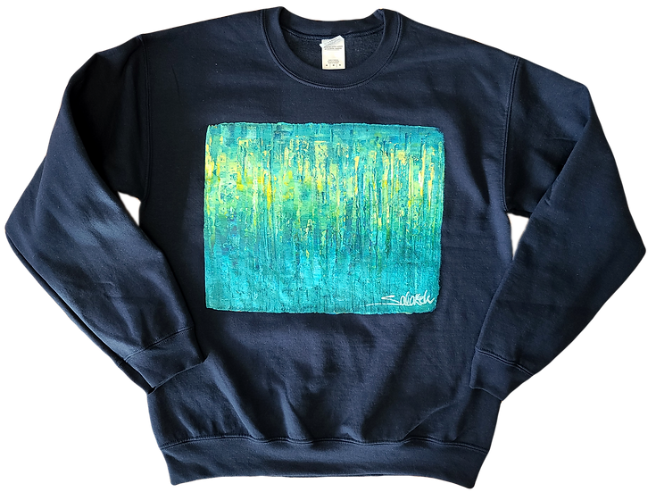 linear crewneck [unisex medium]