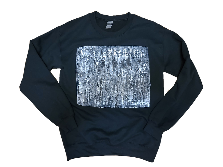 linear crewneck [unisex small]
