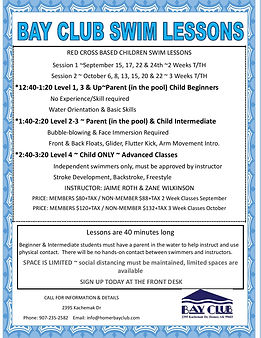 Swim Lesson Flyer Sept and Oct 2020-page