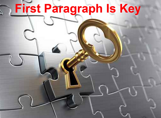 First-Paragraph-How_to-Blog-to-drive-bui
