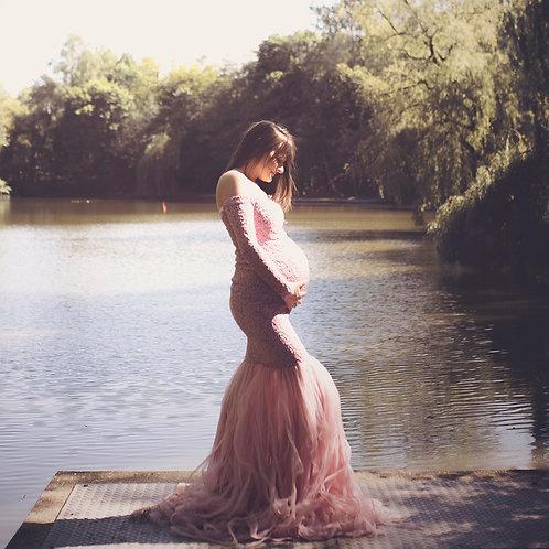 Acompte séance grossesse extérieur