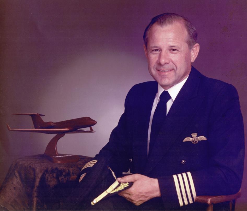 Captain Jake Friesen