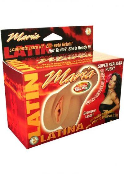 Maria Latina Super Realistic Pussy Masturbator 5 I