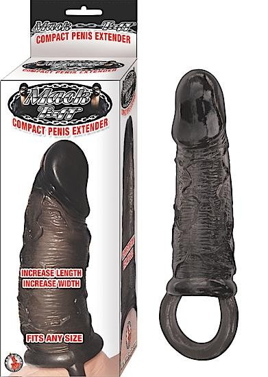 Compact Penis Extender Black