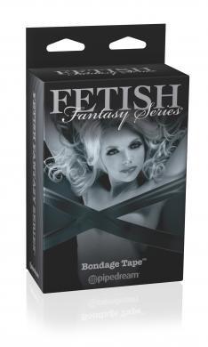 Fetish Fantasy Limited Edition Black Bondage Tape