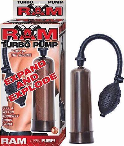 Ram Turbo Pump Smoke
