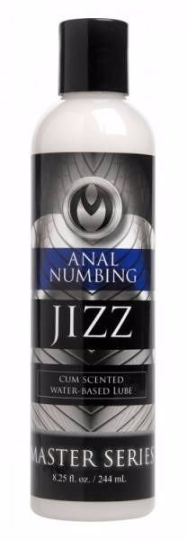 Jizz Cum Scented Desensitizing Lube