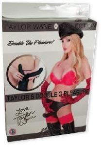 Taylor's Double G Pleasure Strap