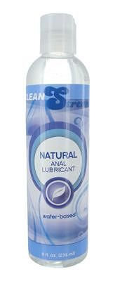 Clean Stream Water Based Anal Lube