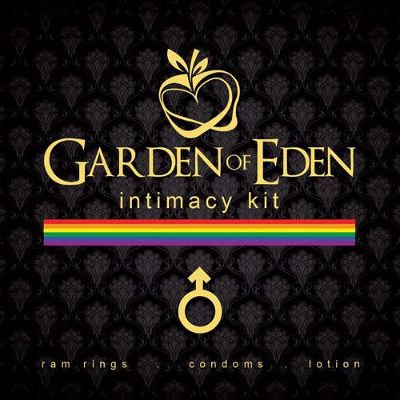 Garden of Eden Couples Kit 5 Male Gay