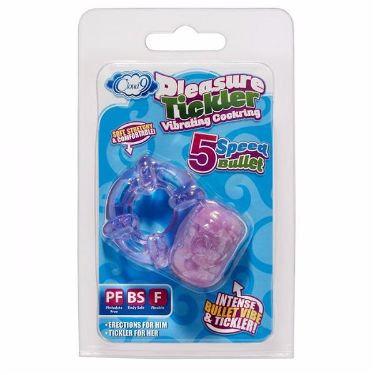Cloud 9 Pleasure Tickler 5 Speed Ring
