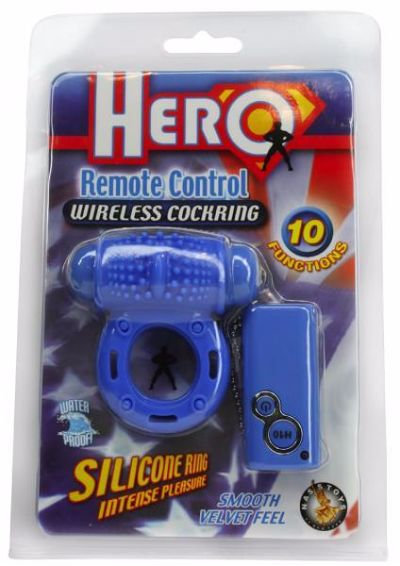 Hero Remote Wireless Cockring