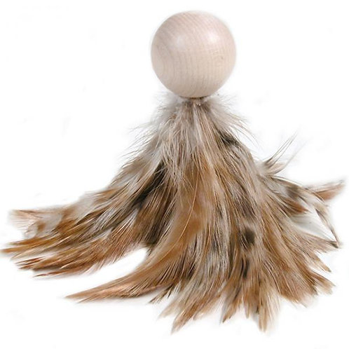 Feather Duster Large Multi Color.