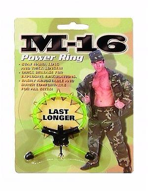 M-16 Power Ring Green