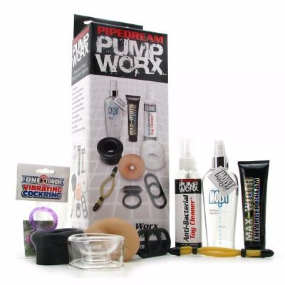 Pump Worx Accessory Kit
