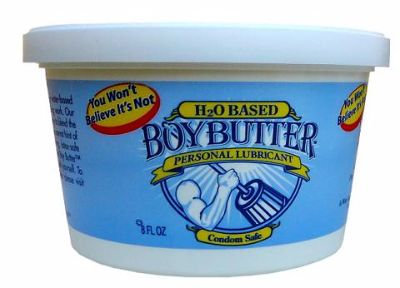Boy Butter H2O Lubricant