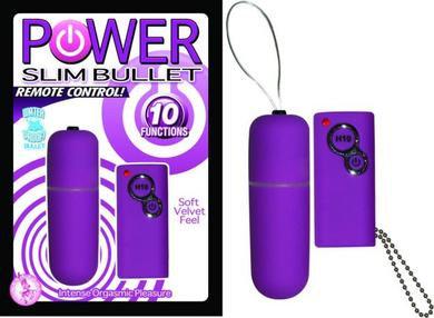 Power Slim Bullet Remote Control