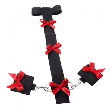 Tantric Binding Love Collar and Cuffs