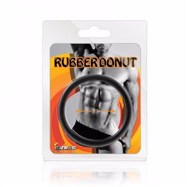 Rubber Donut 2 inches Ring