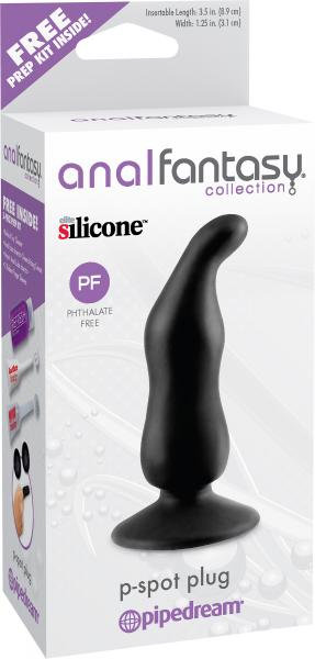 Silicone P-Spot Plug