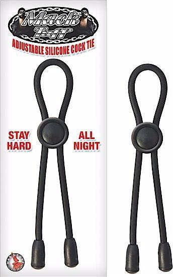 Adjustable Silicone Cock Tie