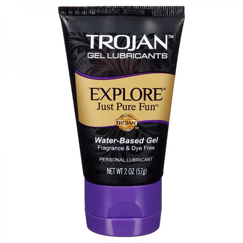 Trojan Lubricants Explore Water Based Gel