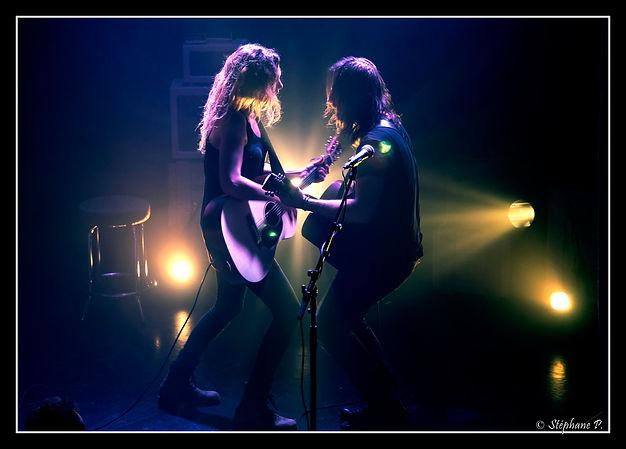 """Fergessen, concert à Paris """"les étoiles"""" 2015"""