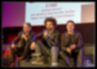 "Nicolas Benamou & José Garcia, promotion du film ""A fond"" au festival de Sarlat"