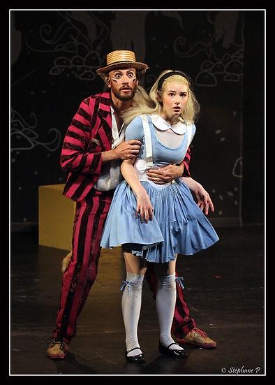 Alice aux pays des merveilles, comédie musicale