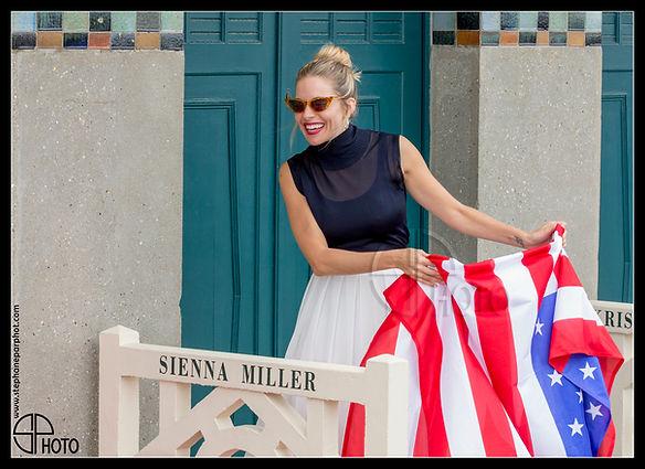 Sienna Miller, Hommage au festival de Deauville, by Stephane Parphot