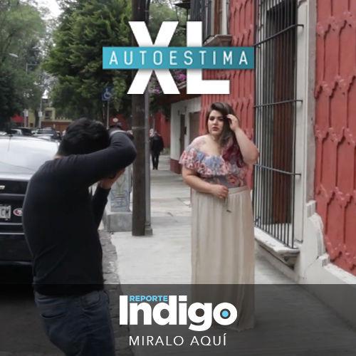 LA FATSHIONISTA EN REPORTE INDIGO