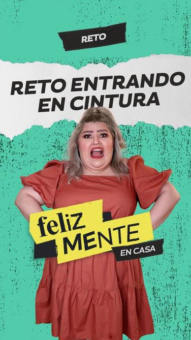 RETO ENTRANDO EN CINTURA