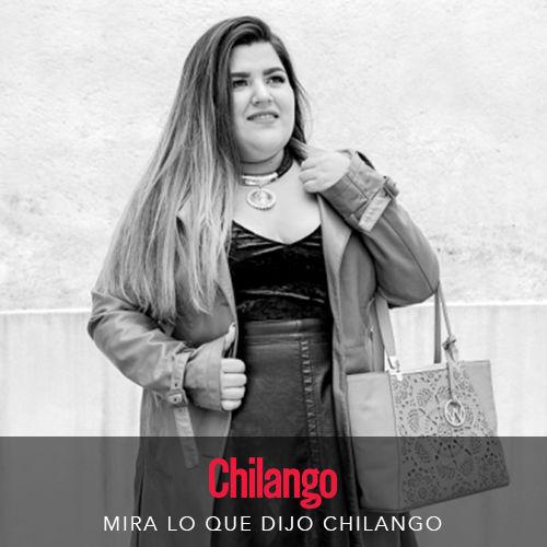 LA FATSHIONISTA EN CHILANGO