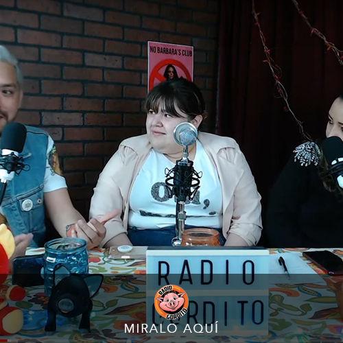 LA FATSHIONISTA EN RADIO GORDITO