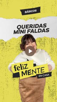 QUERIDAS MINI FALDAS