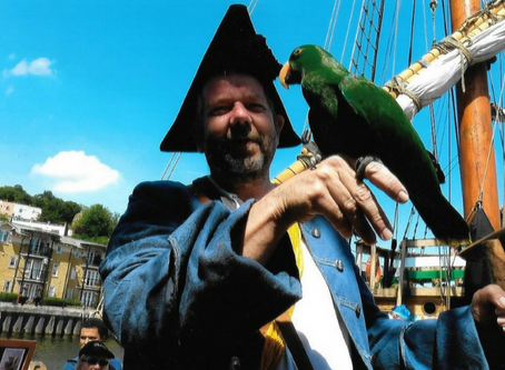 Treasure Island and Bristol's Fight Against Slavery