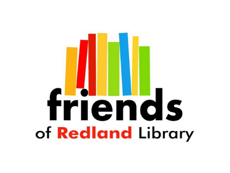Friends of Redland Library: Books That Made Me A Writer