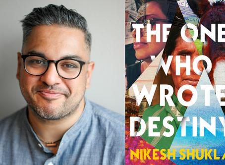 Novel Nights with Nikesh Shukla