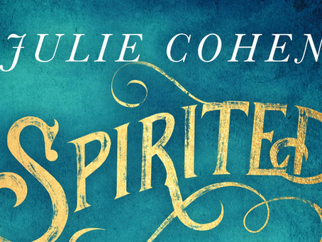 Novel Nights: Taking Risks As A Writer with Julie Cohen