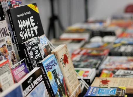 The Bristol Festival of Literature Book Fair