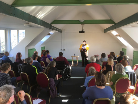 Guest review: 'Wordy Women' at Bristol Festival of Literature
