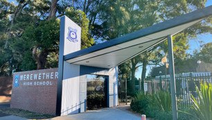 Merewether Selective High School, Newcastle